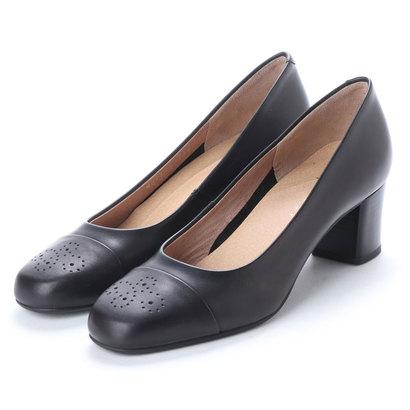 イングプラス ing PLUS 靴 シューズ レディース パンプス 送料無料 本革 履きやすい 疲れにくい IPS8655 23.5cm