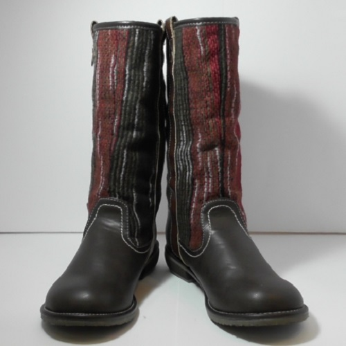 byあしながおじさん 靴 シューズ レディース ブーツ 送料無料 ペコスブーツ アウトレット 8910307