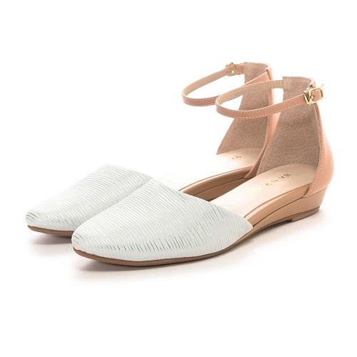 cavacava 驚きの値段 サヴァサヴァ 靴 シューズ レディース フラットシューズ 履きやすい 歩きやすい 送料無料 23.5cm ブランド品 本革 1601439