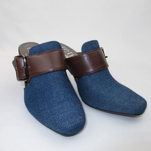 tehen テーン 靴 シューズ レディース ミュール 送料無料 ハイヒール 美脚 TN1645