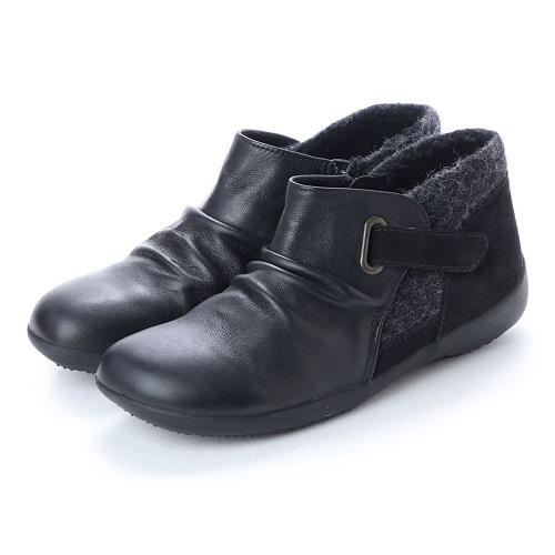 vis ビス 靴 シューズ レディース ブーツ 送料無料 本革 コンフォート VIS8601