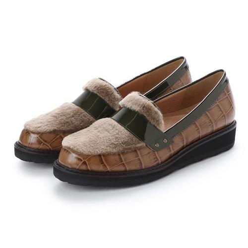 イング ing 靴 シューズ レディース パンプス ローファー 送料無料 履きやすい ing0654 23cm