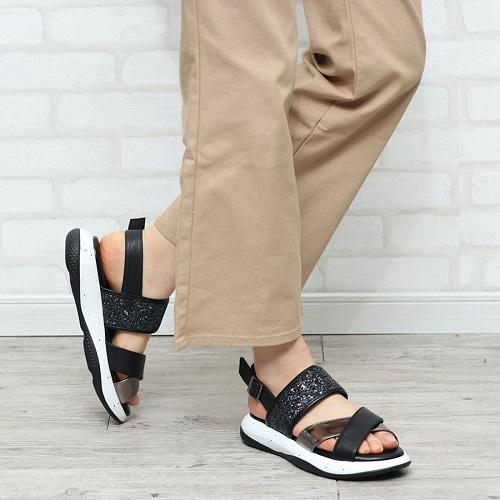 madras MODELLO マドラスモデロ 靴 シューズ レディース サンダル スポーティー 本革 履きやすい DMN6028 22.5cm 23cm 23.5cm 24cm 24.5cm
