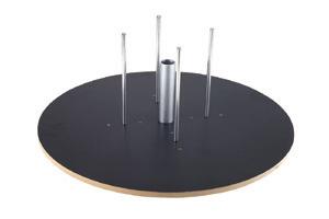 ドラマワール 9.8kN 専用ターンテーブル