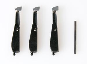 イソレックス用替刃 3本組