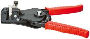 KNIPEX 1211-180 ストリッパー 形状ナイフ付き