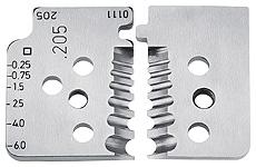 精密ストリッパーM1212-06用の替刃 一対