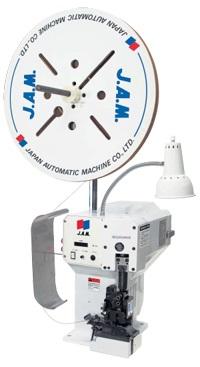 圧着機LPC220S照明ユニット付き(圧着能力19.600N(2トン) 低騒音