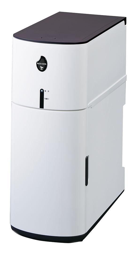 エムケー精工 保冷米びつ「RICE COOL」HRC-05SW 5kgタイプ(ライスホワイト)