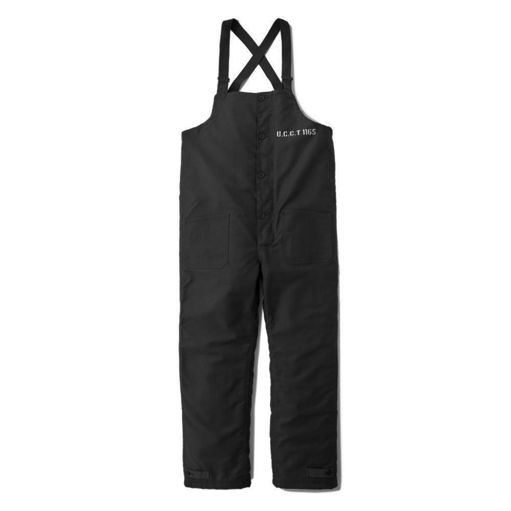 UNCROWD ボア デッキパンツ ブラック 黒 オリーブ 2カラー アンクラウド WINTER DECK PANTS UC-115-019 ボトム バイク 作業に