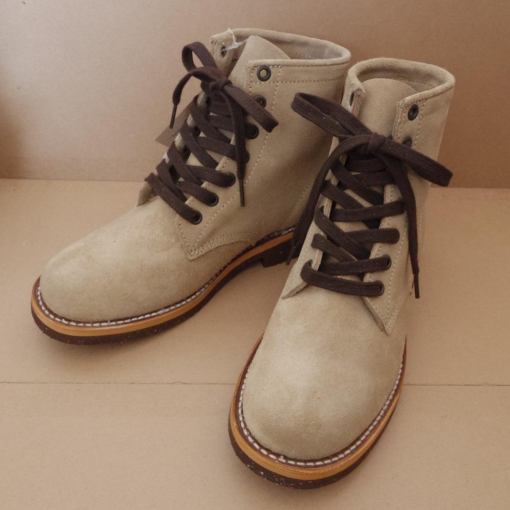 セール ピストレロ ブーツ セール PISTOLERO PLAIN TOE LACE UP BOOTS プレーントゥレースアップブーツ 冬靴 メンズ