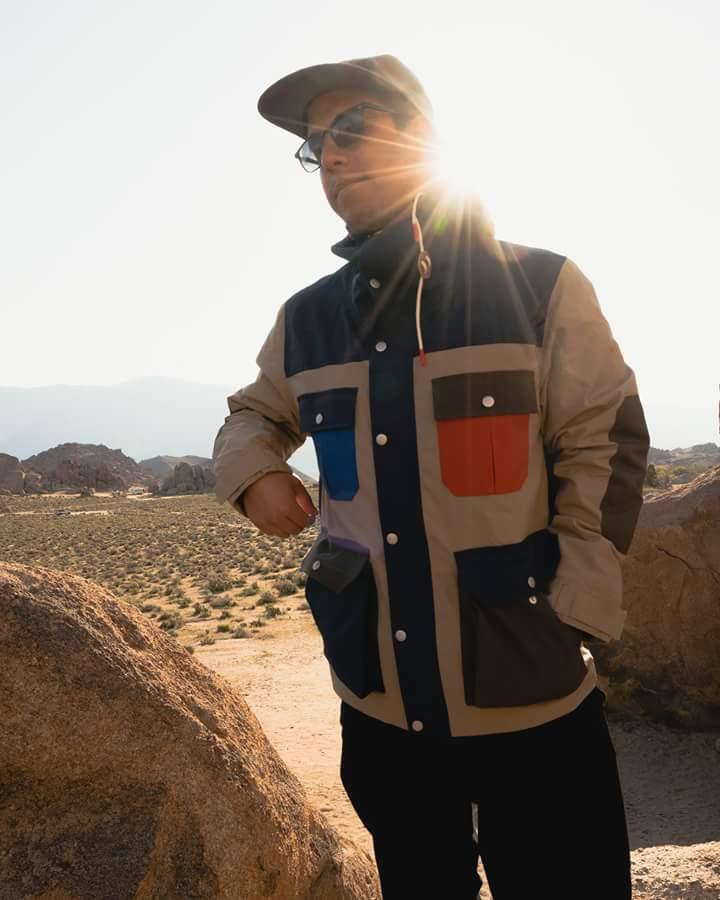 セール poler ポーラー フードジャケット draft jacket tahiti tan メンズアウター レディースアウター アウトドア SサイズからXLまで マルチカラー