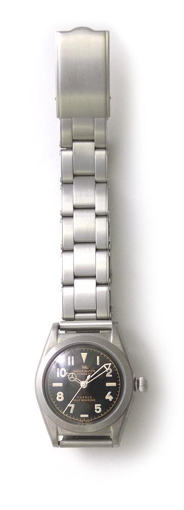 VAGUE WATCH CO. 腕時計 vabble ヴァーグウォッチ メンズ VBL-001SB メンズ ビジネス ストリート