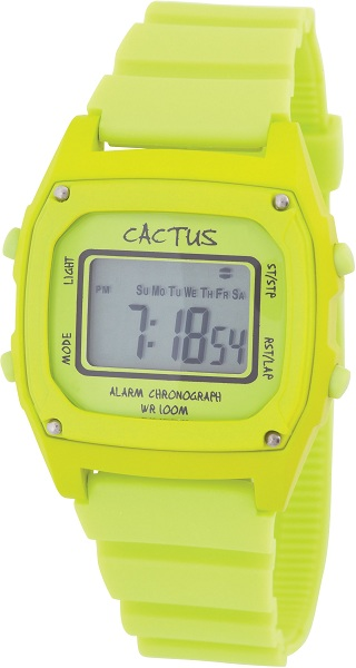 Point 10 times campaign Smartphone entry only genuine Cactus CACTUS watch kids watch CAC-59-M12