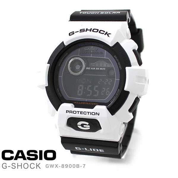 カシオ 時計 メンズ CASIO G-SHOCK G-LIDE/ジーライド TOUGH SOLAR/タフソーラー 腕時計 おすすめ GWX-8900B-7 【あす楽対応】