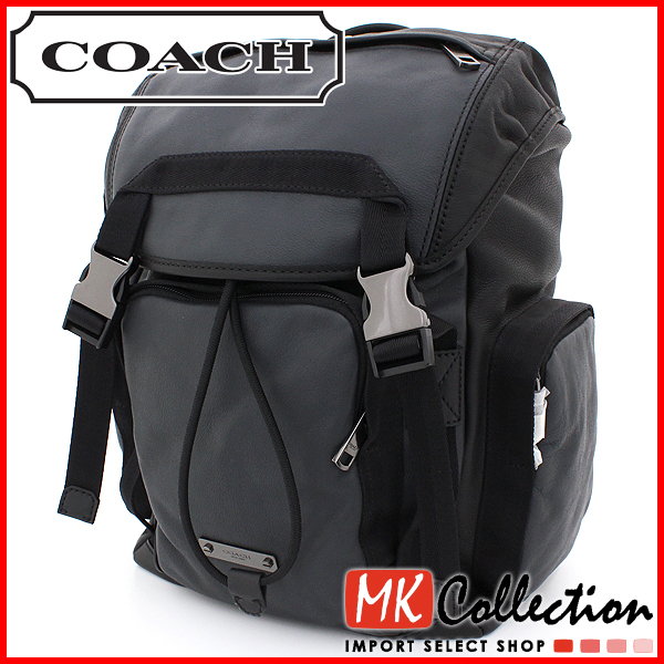 coach leather backpack outlet 7lyl  Coach backpack mens outlet COACH Thompson colorblock leather backpack 71317  QBADT