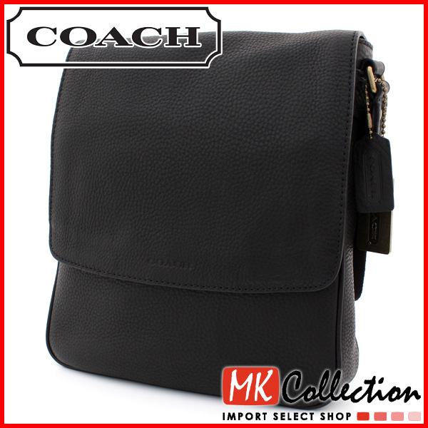 Coach shoulder bags mens genuine COACH bags 71095 B4/BK 0824 Rakuten card splitter 02P01Oct16
