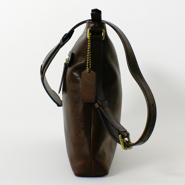 教练单肩包男装真正的教练袋 71366 B4/马