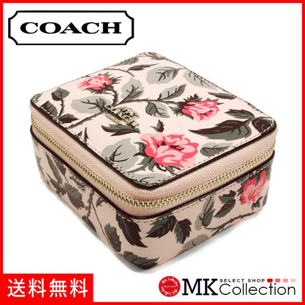 MKcollection Rakuten Global Market Coach jewelry box Ladys COACH