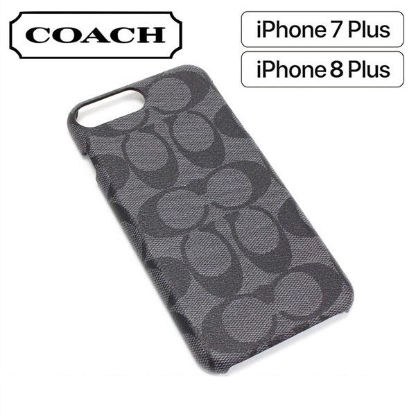 Coach smartphone case men gap Dis COACH Smartphone case iPhone7 Plus    iPhone8 Plus gray F33750 GRY 5af7d8ce3641