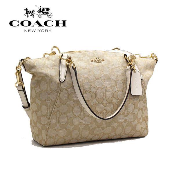 10fb373289769 MKcollection: Coach shoulder bag Lady's COACH handbag 2way signature ...