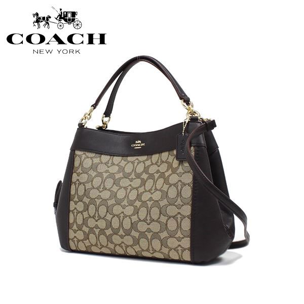63884d1166c52 MKcollection: Coach shoulder bag Lady's COACH handbag 2wey signature ...