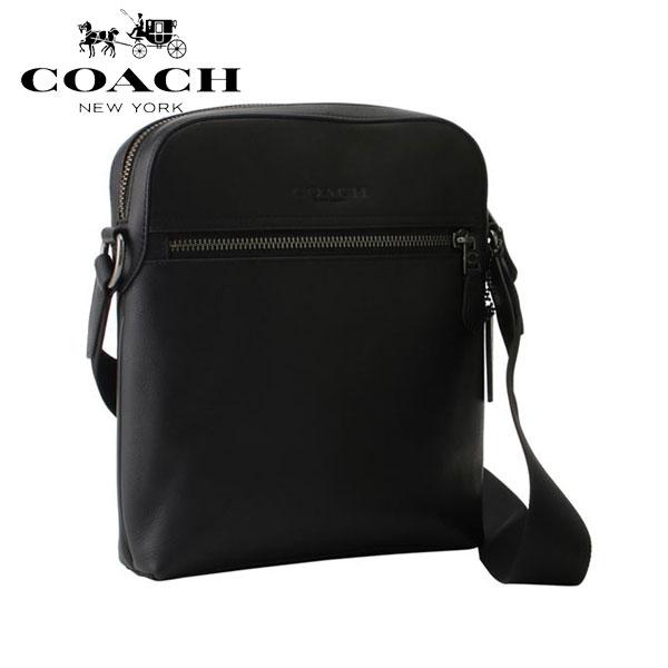 コーチ ショルダーバッグ メンズ COACH F68014 QB/BK 【送料無料♪】