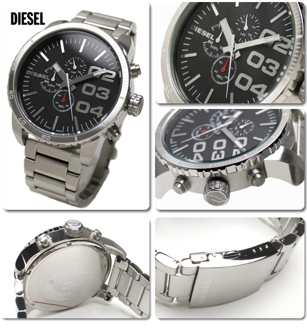 Diesel DIESEL watches mens DZ4209 0824 Rakuten card splitter 02P01Oct16
