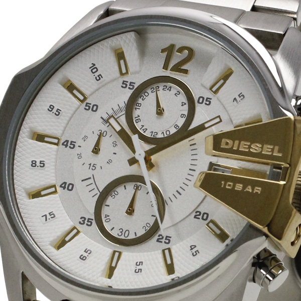 Diesel DIESEL watch men's chronograph DZ4265 0601 Rakuten card splitter 02P03Sep16
