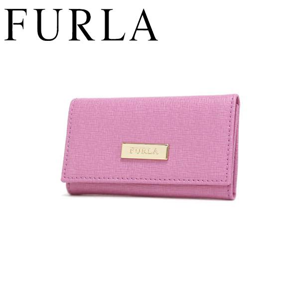 フルラ キーケース レディース FURLA key case キーホルダー ピンク 68B30SK0 OR9 【送料無料♪】