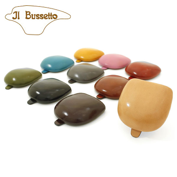 IRB 設置硬幣男裝國內真正 Il Bussetto 硬幣精選的案例皮革 01-004 0601年 02P03Sep16 樂天卡司