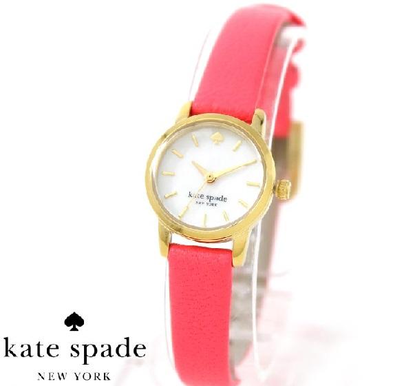 【SALE! 在庫限り】 ケイトスペード 時計 レディース Kate Spade 腕時計 おすすめ レザー 1YRU0830 【当店全品送料無料♪】【あす楽】