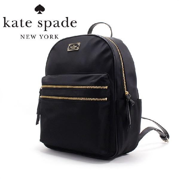 【イーグルス感謝祭SALE!】 ケイトスペード バッグ レディース Kate Spade リュック WKRU4710 001 【当店全品送料無料♪】【あす楽】