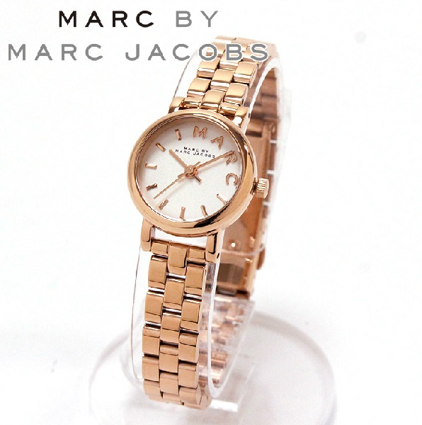5ee179453d24 レディース ベイカー Baker MARC BY MARC JACOBS 腕時計 MBM3431 【送料無料♪】 フェア・イベント マークバイマークジェイコブス  時計 財布 送料無料