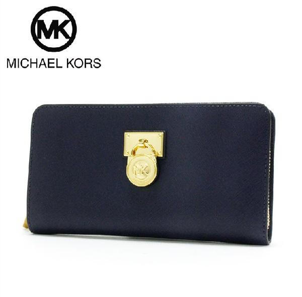 13544dcd41a2 MKcollection: Michael Kors wallet Lady's MICHAEL KORS Wallet 35F6GHXZ3L  NAVY | Rakuten Global Market