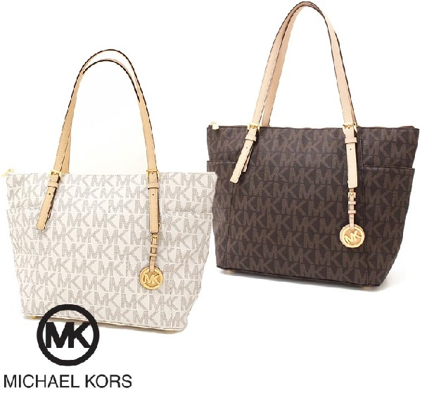 Michael Kors Tote Bag Women S Casual Jet Set Item Lg Ew Tz 35f6gttt9b 0601 Rakuten Card Splitter 02p03sep16