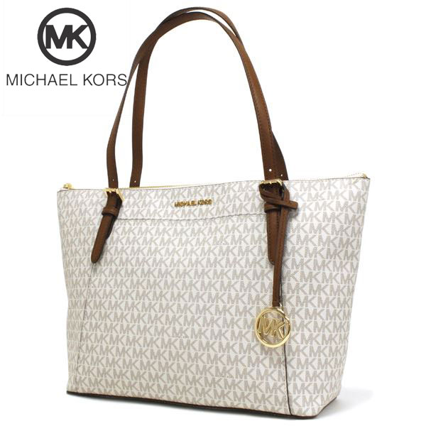 e4df1c0ff5ed6a MKcollection: Michael Kors tote bag Lady's MICHAEL KORS signature ...