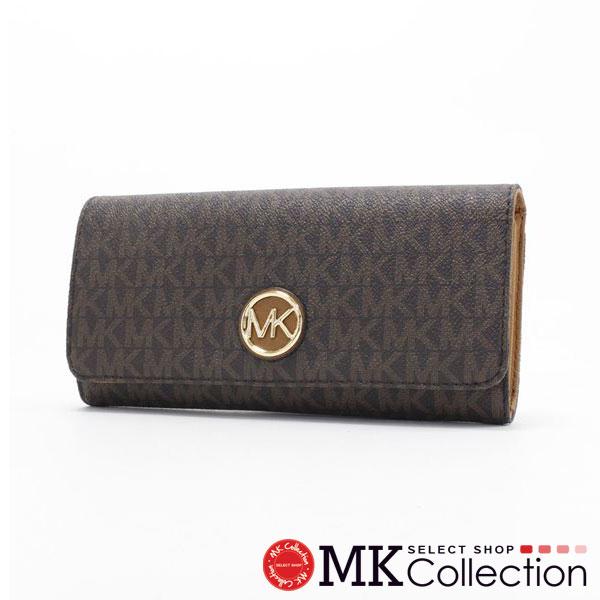 07baedc1ed1e MKcollection: Michael Kors long wallet Lady's MICHAEL KORS Wallet ...