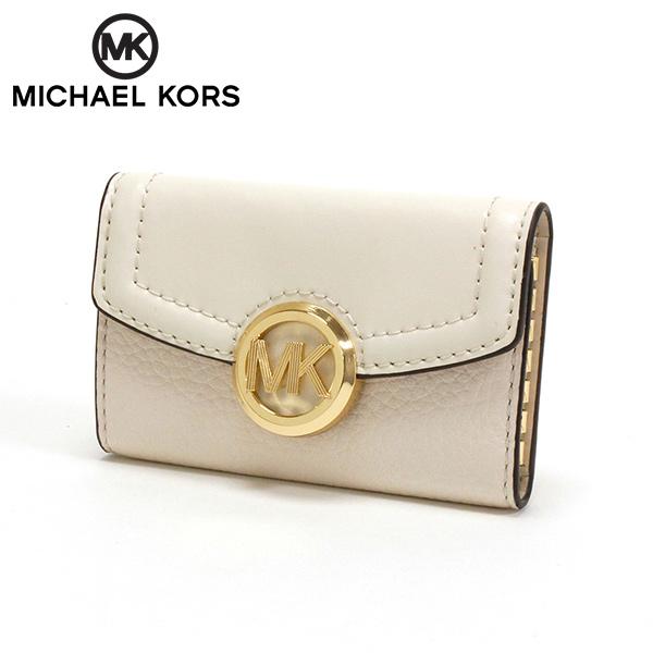 マイケルコース キーケース レディース MICHAEL KORS key case ライトクリア 35F9GFTP5L LTCRE 【送料無料♪】