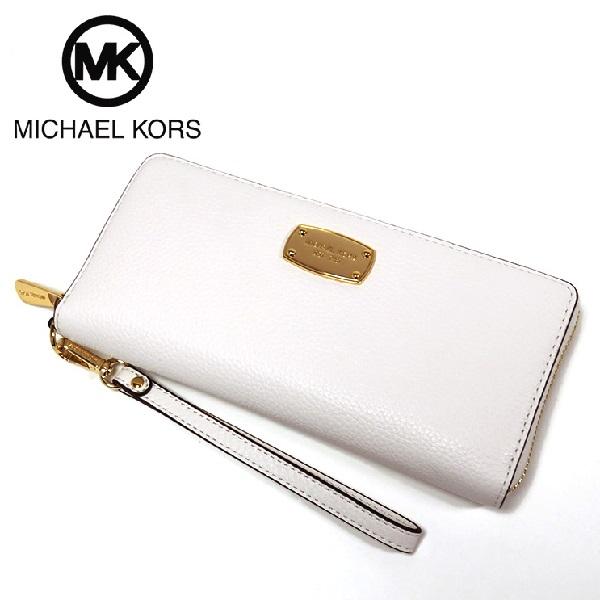 マイケルコース 長財布 レディース MICHAEL KORS Wallet オプティックホワイト 35H5GTTZ3L OPWHI 【送料無料♪】【あす楽】