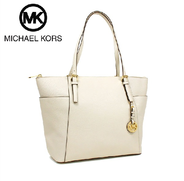 83b231108759f7 MKcollection: Michael Kors tote bag Lady's MICHAEL KORS エクリュ ...