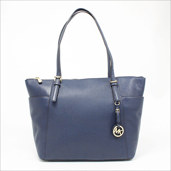 520eec04dc4cdf MKcollection: Michael Kors tote bag Lady's MICHAEL KORS NAVY/ navy ...