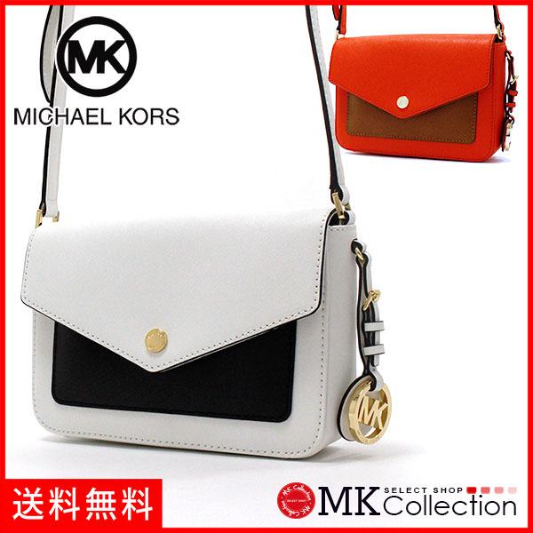 邁克爾套餐挎包女士MICHAEL KORS BAG黑色/白35S7GG1C1L BLACK/WHITE
