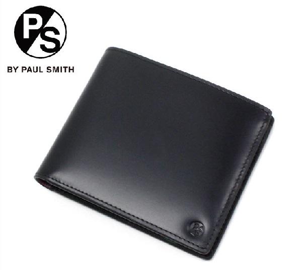 ポールスミス 二つ折り財布 メンズ PAUL SMITH Wallet PS BY PAUL SMITH ATXD 5066 W870 79 【送料無料♪】【あす楽】