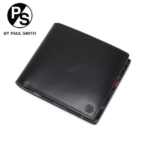 ポールスミス 二つ折り財布 メンズ PAUL SMITH Wallet PS BY PAUL SMITH ATXD 5111 W855 79 【当店全品送料無料♪】【あす楽】