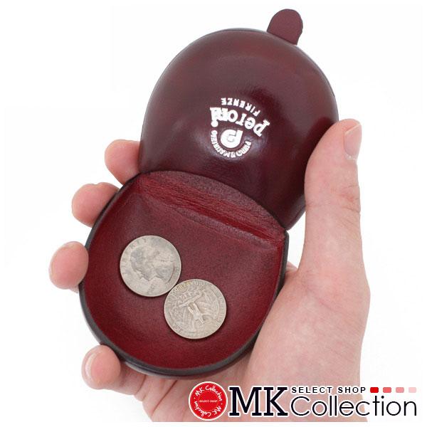 ペローニ コインケース メンズ レディース PERONI coin case ART594 BORDEAUX レザー 594