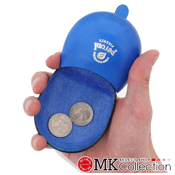 ペローニ コインケース メンズ レディース PERONI coin case ART594 LIGHTBLUE レザー 594