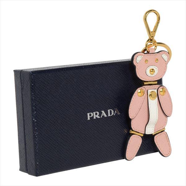 プラダ キーチャーム レディース PRADA Key charm ORCHIDEA 1TL177 EXQ F0615 【当店全品送料無料♪】