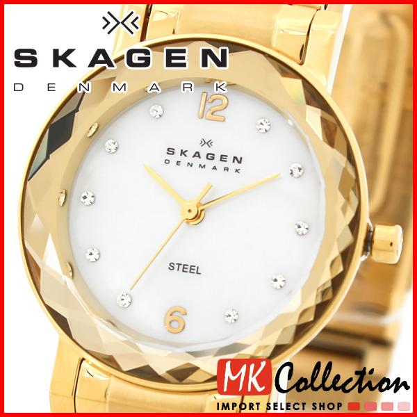 Skagen watch women's SKAGEN watches 457 SGGX