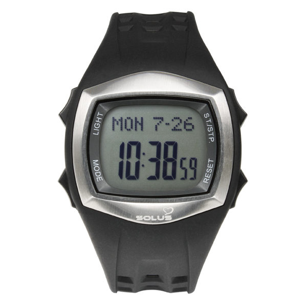 Point 10 times campaign Smartphone entry limited SOLUS (SOLUS) heart rate Watch (heart rate monitor) 01-100-01